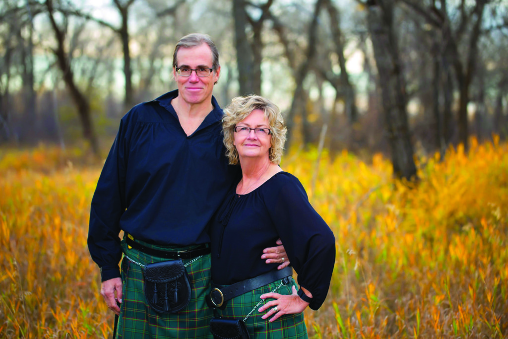 Lynda & D'Arcy Kavanagh