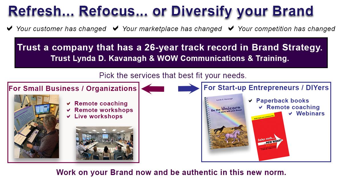 WOW Brand Strategy